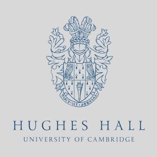 hughes hall logo mark