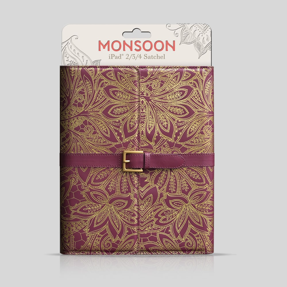 Monsoon packaging design