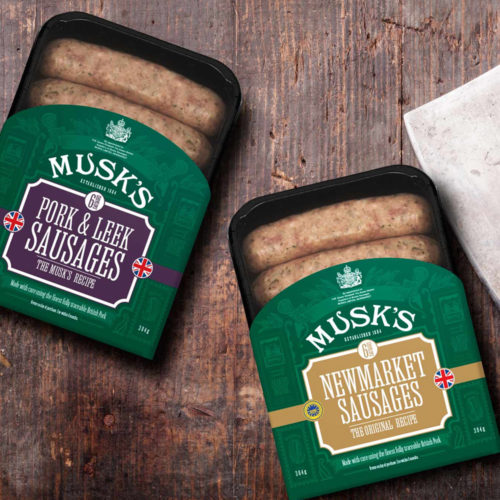 food packaging design musks