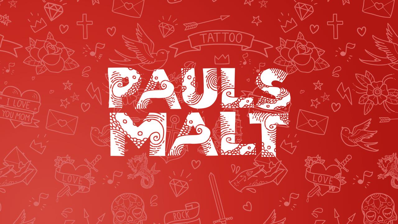Pauls malt logo