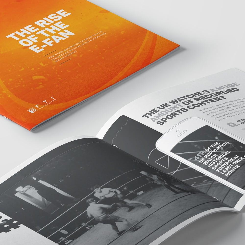 imagen brochure design