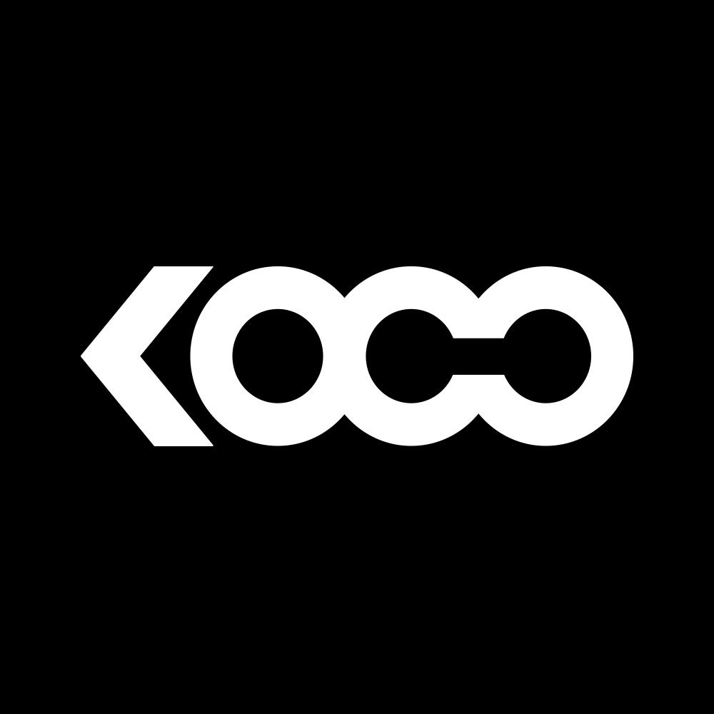 koco logo design