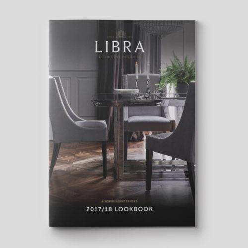 libra brochure design