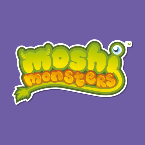 moshi monsters packaging design