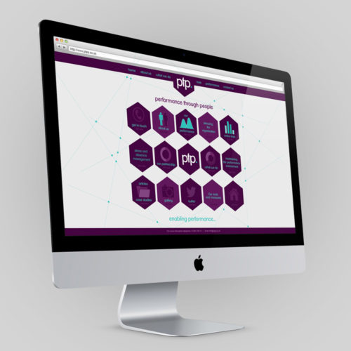 ptp website design
