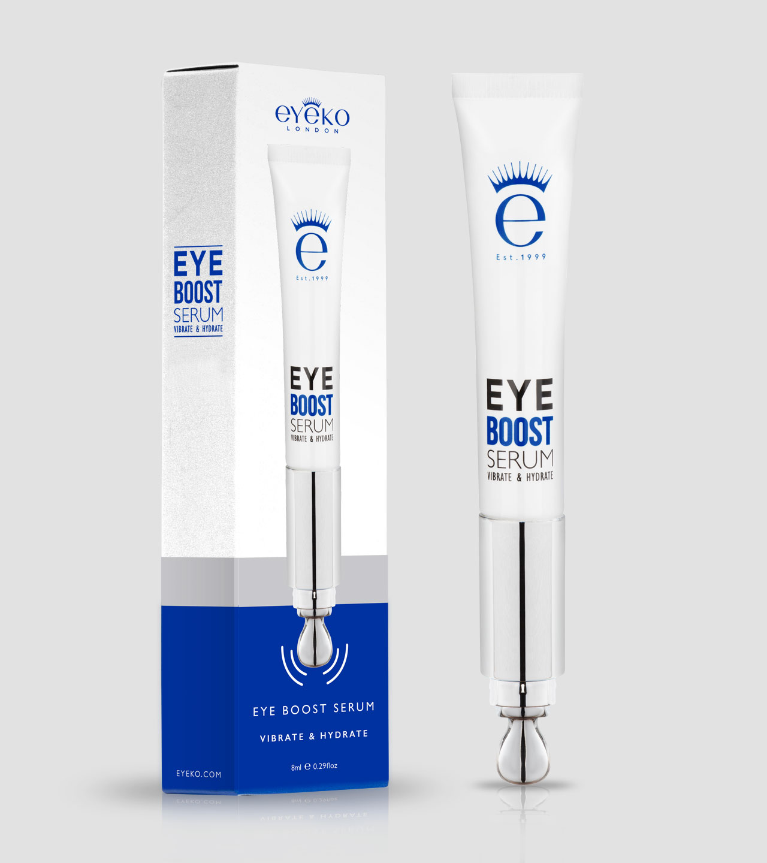 Eyeko Eye Serum Product Packaging Design