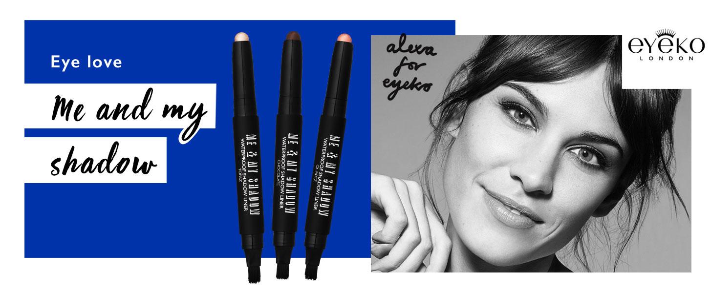 eyeko brand ambassador alexa chung
