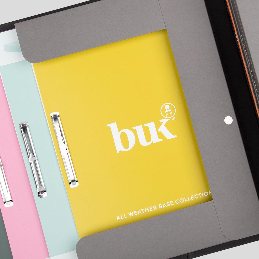 Catalogue Design BUK