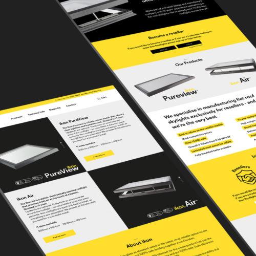 Ikon Rooflights Digital Design